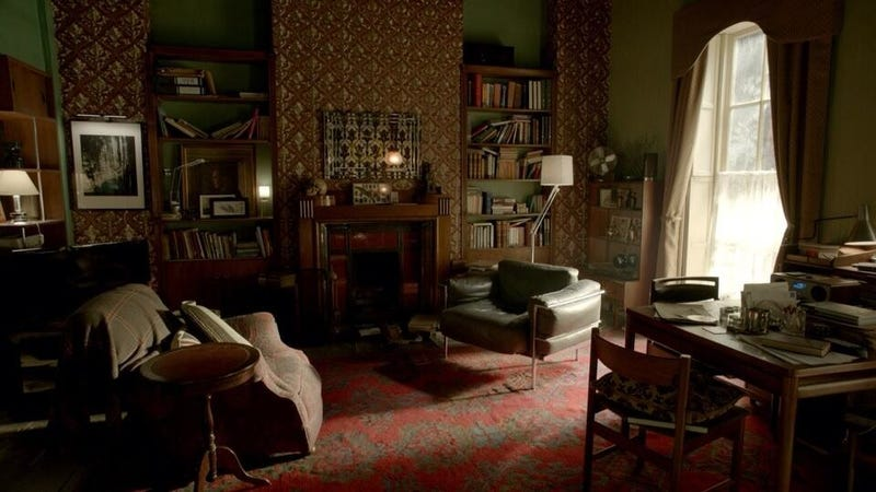 Can I Interest You In A Comfy London Apartment At 221B Baker St.?