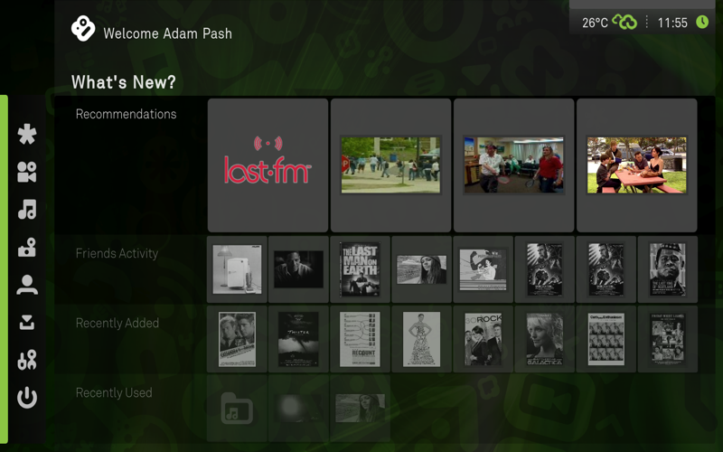 Boxee Is XBMC with Newer Look and Social Flair