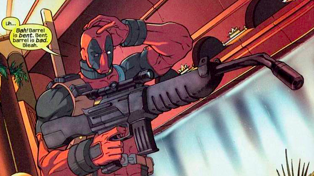 How to write Deadpool (and actually make him funny)