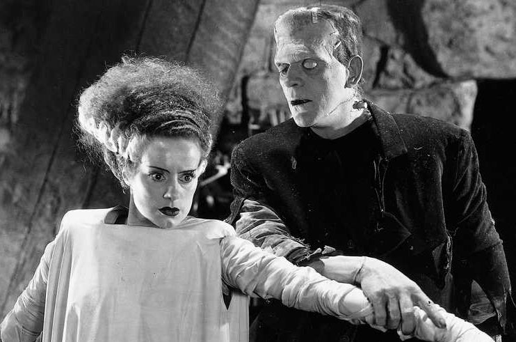 That One Time Frankenstein's Monster's Kid Road-Tripped Across America