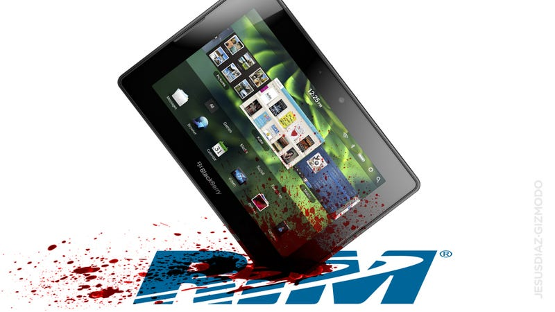 RIM Is Dead, Long Live BlackBerry