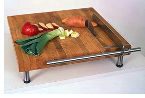 Functional Concept: Slice-o-rama, The Vegetable Table Saw