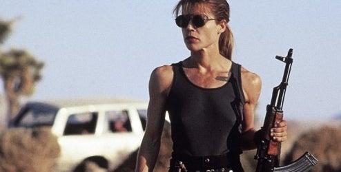 Original Sarah Connor Back To Kick More Robot Butt?
