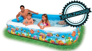 This 266-Gallon Kiddie Pool Is Your Deal of the Day