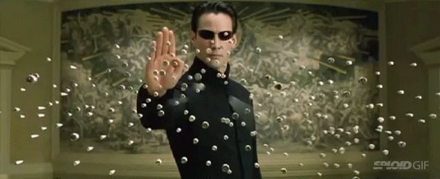 Hilarious video replaces all the sounds in The Matrix with 8-bit sounds