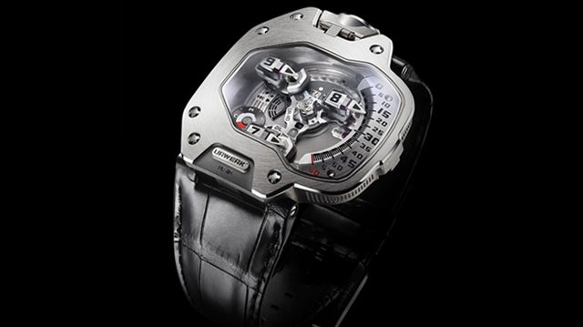 This Watch Could Star In Terminator 5