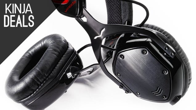 The Excellent V-Moda Crossfade M-80s Are Only $80 Today