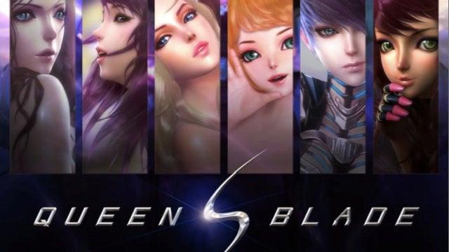 Queens Blade MMORPG Has Sexy Women, No Apostrophe, Few Scruples