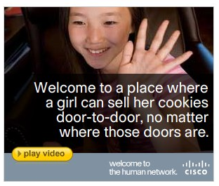Bad Tech Ads: Cisco