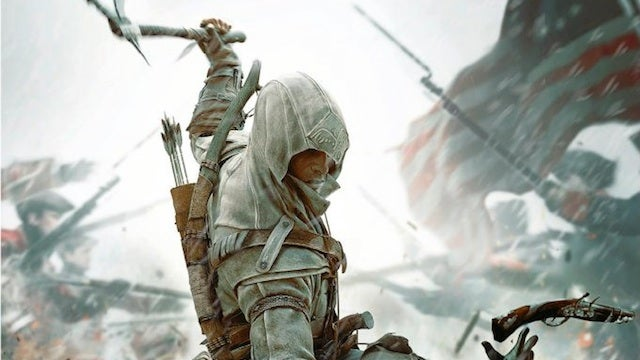 Assassin's Creed III's Official Box Art Verifies Revolutionary War Setting