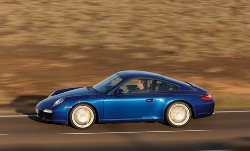 2009 Porsche 911 Revealed With Direct Injection, Dual-Clutch