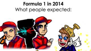 F1 Expectations vs Reality