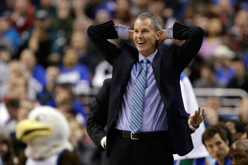 Sweet Dreams, Dunk City: USC Reportedly Hires FGCU's Andy Enfield