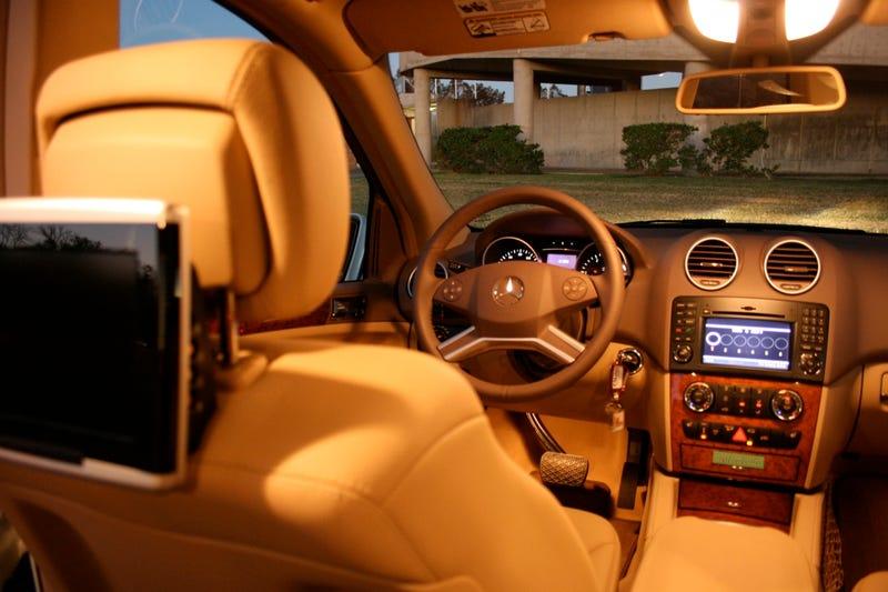 2009 Mercedes ML320 BlueTEC, Part Two