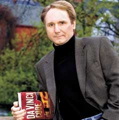 Warrior Angel Dan Brown Hovers Over a Roiling Hollywood