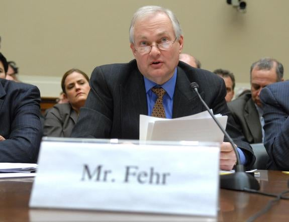 Donald Fehr: Unconscionable Villain ... For Being Good At His Job