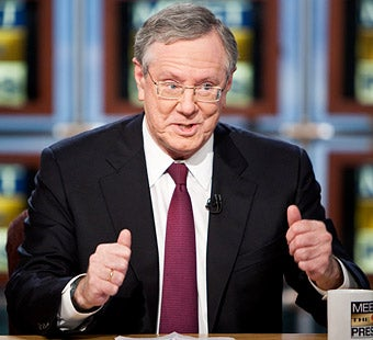 Forbes Asks Employees to Recruit More Twitter Followers for Steve Forbes
