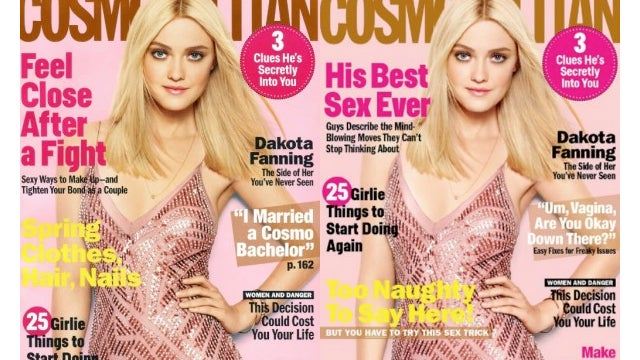 See Cosmo's Secret Cover