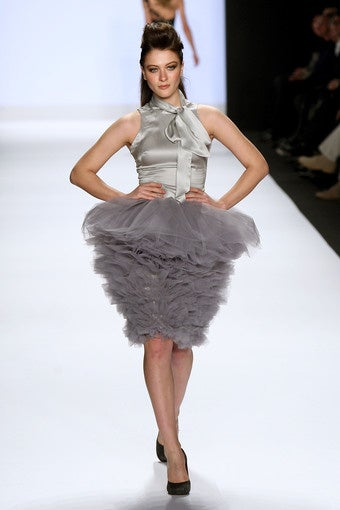 'Project Runway' Displays Anticipated Final Looks By Quiet Waif, The Villain, And Fab Gay