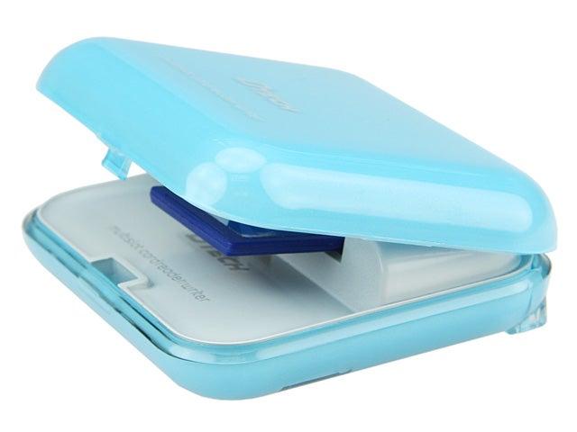 USB Memory Card Reader With Compact Mirror. Verdict: Wacky!