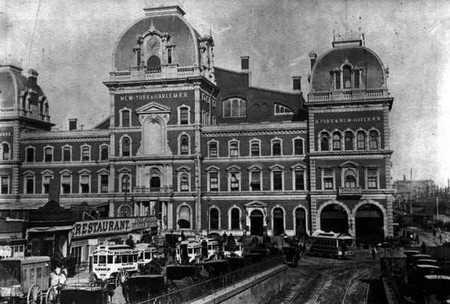 Why Penn Station Sucks