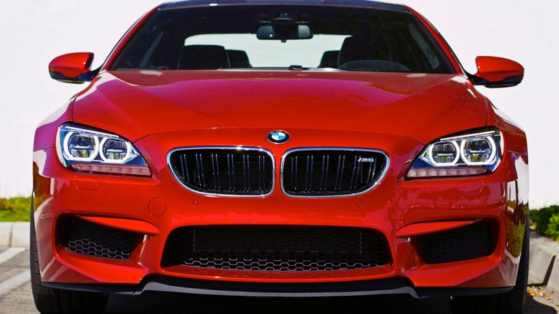 BMW Tells M5 And M6 Owners To Stop Driving Their Cars Or Else