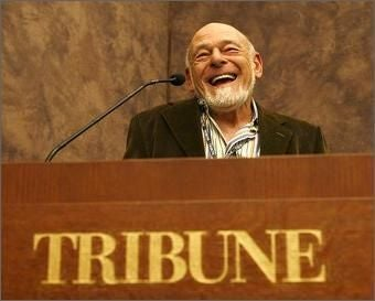 Sam Zell's Resiliency Boggles The Mind