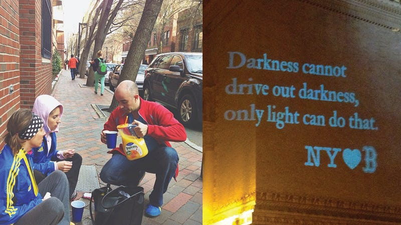 Considering Kindness in the Wake of the Boston Marathon Explosions