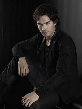 The Vampire Diaries Cast Pictures