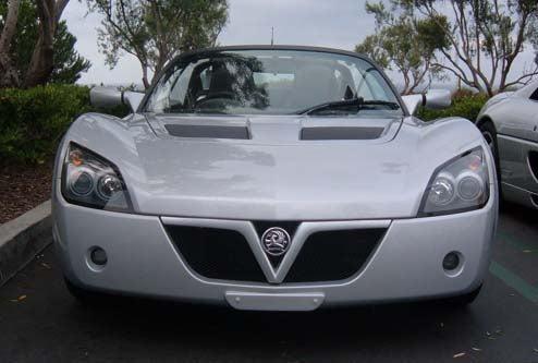 DOTS-O-Rama Sunday: Vauxhall VX220