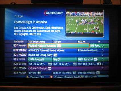 Money-Saving Comcast TiVo Spotted, Spy Shot Gallery