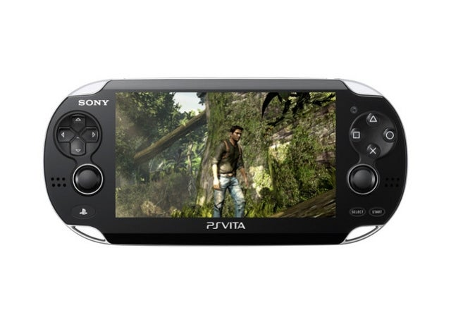 The PS Vita from a Variety of Angles