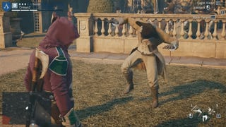 Five Minutes of <em>Assassin's Creed Unity</em> At Its Most Ridiculous
