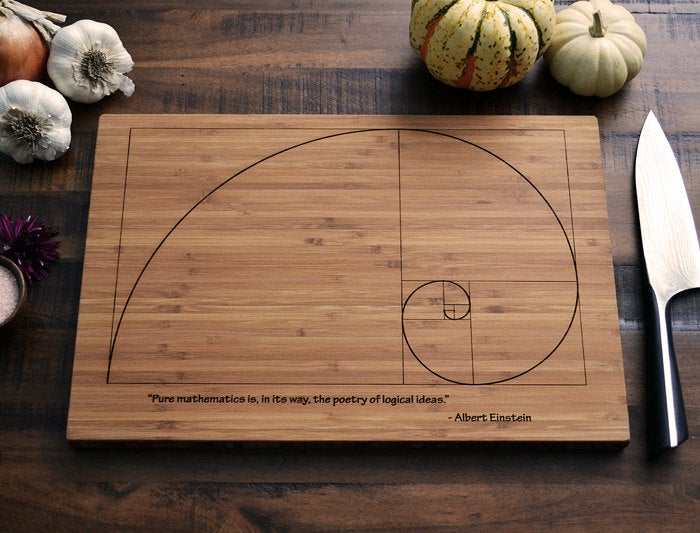 Do Want: Math and Science Cutting Boards