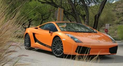 Super Flight: Driving the Lamborghini Gallardo Superleggera