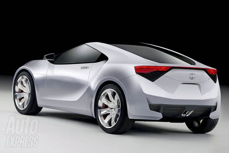 Rumored Toyota Hybrid Sportscar is Prius-based
