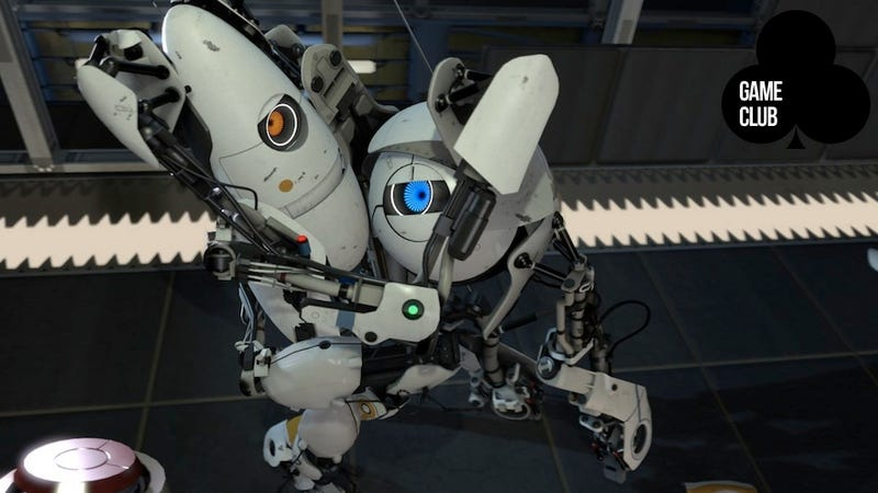 Come Share Your Portal 2 Co-Op Stories at Kotaku Game Club