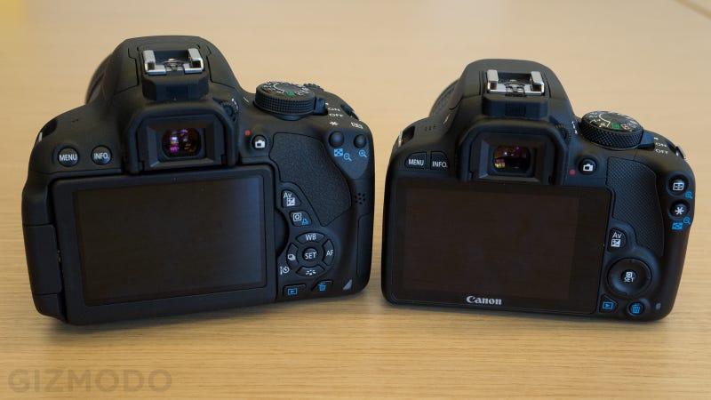 Canon EOS Rebel SL1: The Shrunken Down Beginner DSLR You've Been Waiting For