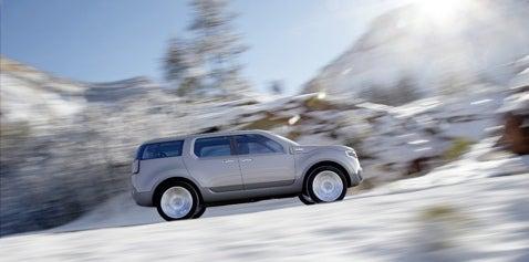 Detroit Auto Show: Ford Explorer America Concept