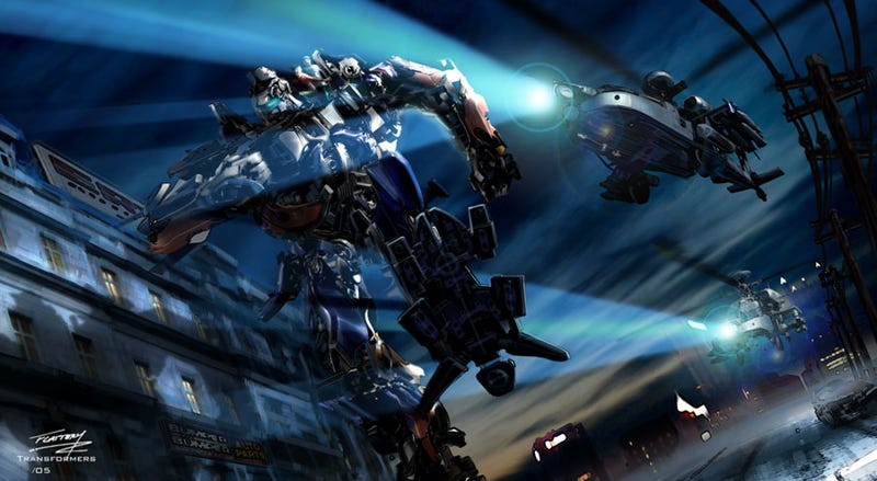 The Transformer Attack You Never Got To See