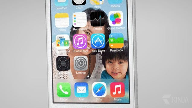 You can upgrade your iPhone and iPad with the all-new iOS 7 right now