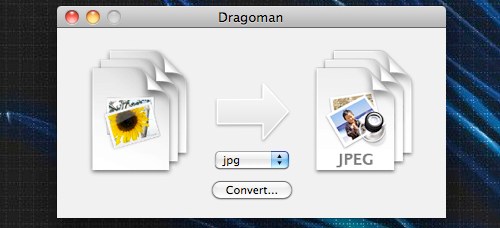 Dragoman Batch Converts Nearly Anything with Drag and Drop Simplicity