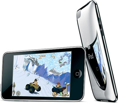 iPod Touch 2G Fully Jailbroken, Kicks the Tether