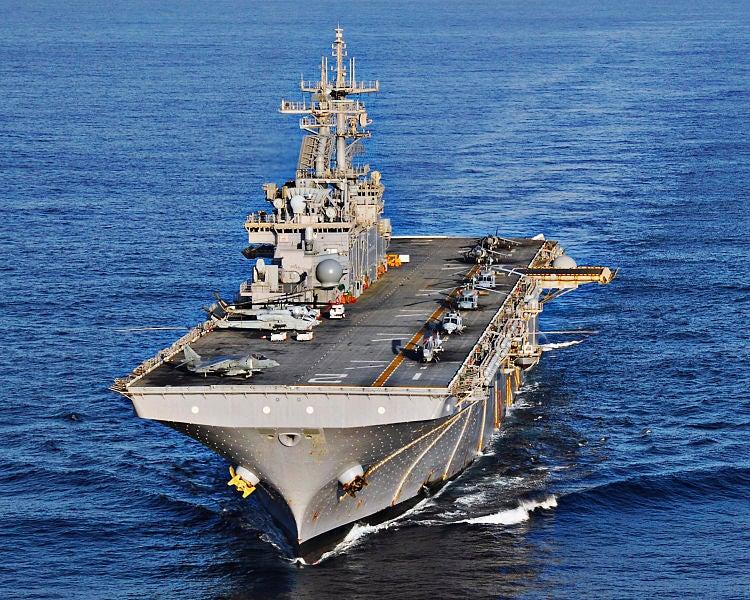 V.F.M.D.: USS Essex!