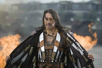 Machete Gets All Political and Stuff