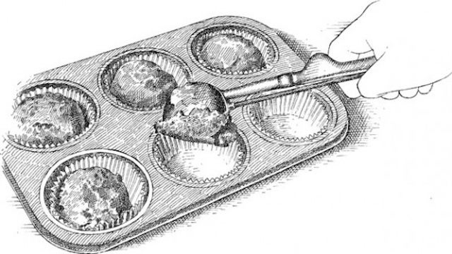 Use a Muffin Tin to Portion Out Ice Cream for Quick, No-Waiting Single-Servings