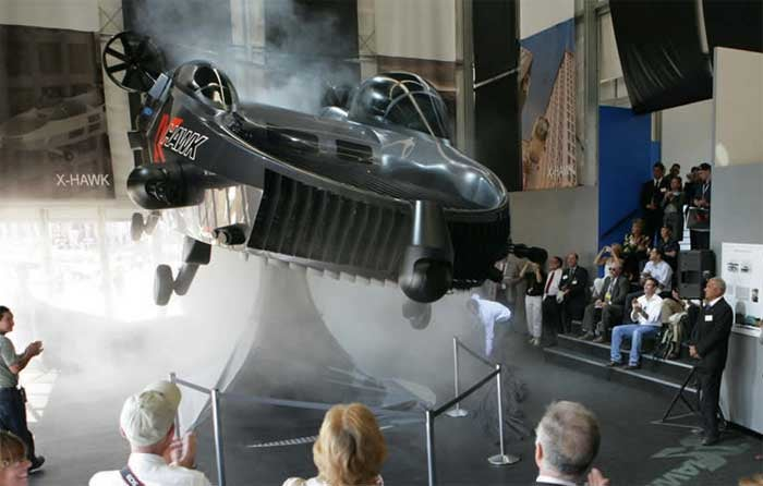 Urban Aeronautics to Sell Fancy Helicopter That They Call a 'Flying Car'