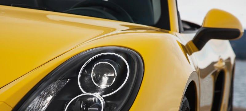 Dear God Please Let These Baby Porsche Roadster Rumors Be True