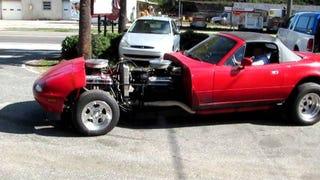 #MazdaMonday