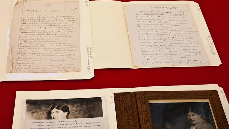 Willa Cather's Ghost Is Probably Pissed That Willa Cather's Letters Are Being Published